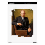 Dwight Eisenhower Decal For iPad 2
