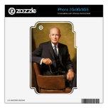 Dwight Eisenhower iPhone 3 Skin