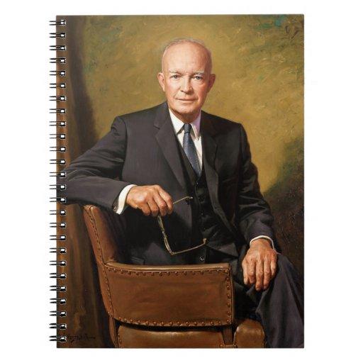Dwight Eisenhower Cuaderno