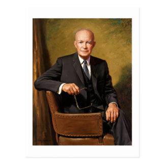 Dwight Eisenhower Postales