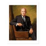 Dwight Eisenhower Postcard