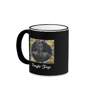 Dwight Frye- True Character Ringer Mug