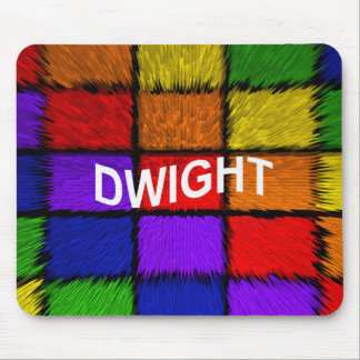 DWIGHT MOUSE PAD