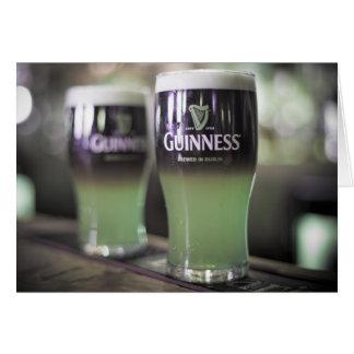 dwight pierre . green guinness card