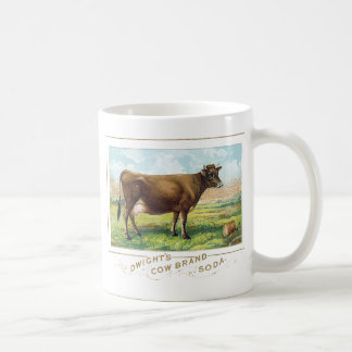 Dwight's Cow Brand Soda Coffee Mug