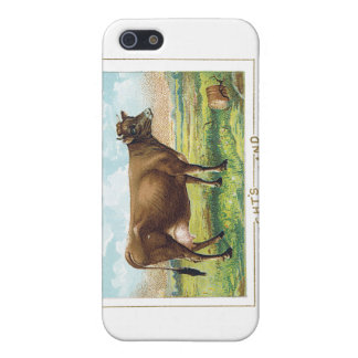 Dwight's Cow Brand Soda iPhone SE/5/5s Case
