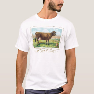 Dwight's Cow Brand Soda T-Shirt