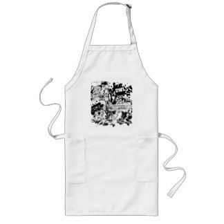 DWL is cookin Long Apron
