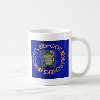 dws bigfoot researchers coffee mug