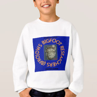 dws bigfoot researchers sweatshirt