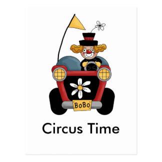 dws-cc-circusfun1-1, tiempo del circo postales