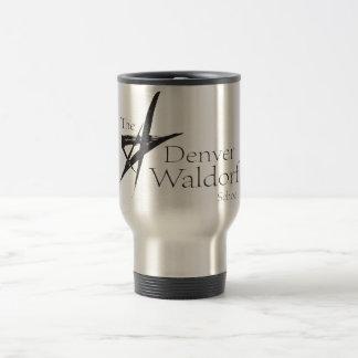 DWS Star Logo travel mug