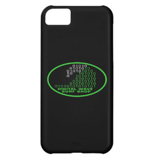 DWSS Logo on Oval Background iPhone 5 Case