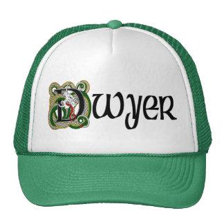 Dwyer Celtic Dragon Cap Trucker Hat