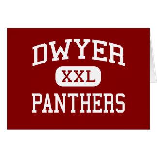Dwyer - Panthers - High - Palm Beach Gardens Card