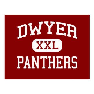Dwyer - Panthers - High - Palm Beach Gardens Postcard