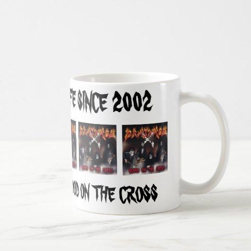 DX Blood Cover, DX Blood Cover, DX Blood Cover,... Classic White Coffee Mug