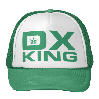 DX King - Green Hat