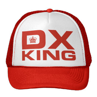 DX King - Red Hats