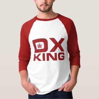DX King - Red T-Shirt