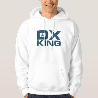 DX King - White Hoodie