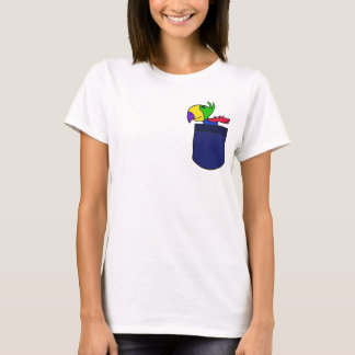 DX- Toucan in a Pocket Shirt