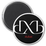 DXB Dubai Imanes De Nevera