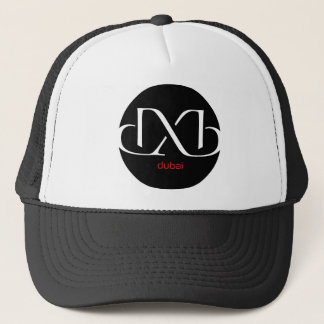 DXB Dubai Trucker Hat