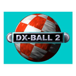 DXBall2 Logo Postcard