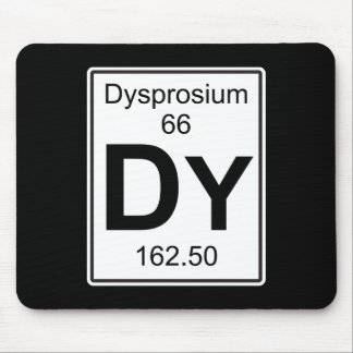 Dy - Dysprosium Mouse Pad