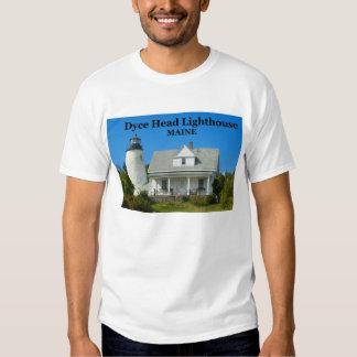 Dyce Head Lighthouse, Maine T-Shirt