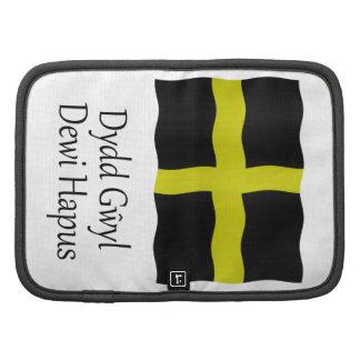 Dydd Gwyl Dewi Hapus - Happy St Davids Day Planner