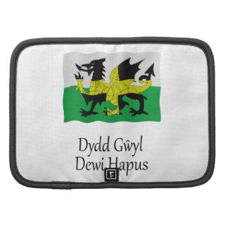 Dydd Gwyl Dewi Hapus - Happy St Davids Day Organizer