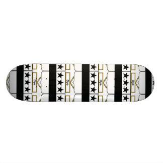 Dye Family Crest Custom Skate Board