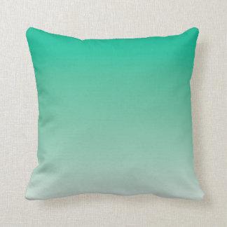 Dye Mist Emerald Decoratie Kussens