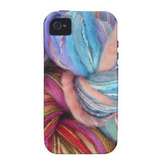 Dyed Knitting Yarn Case For The iPhone 4