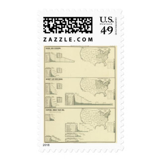 Dyeing, finishing, hosiery, knit goods stamps