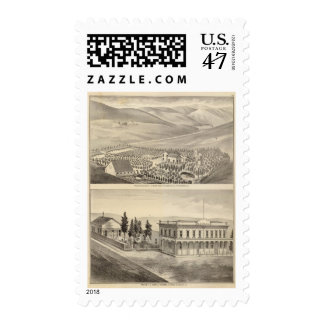 Dyer, Hupers properties Postage