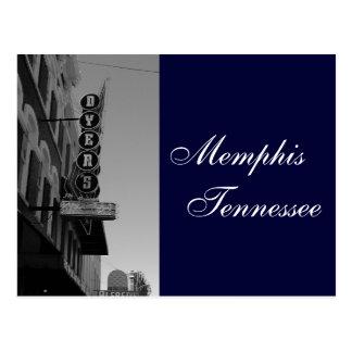 Dyers Memphis Tennessee Postcard