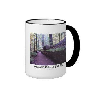 Dyerville Giant- Humboldt Redwoods State Park Ringer Mug