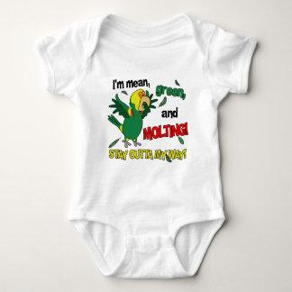 DYH Amazon Molting Baby Bodysuit