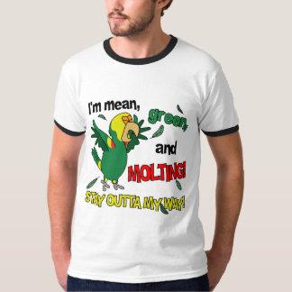DYH Amazon Molting T-Shirt