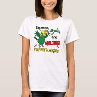 DYH Amazon Molting Tee Shirt