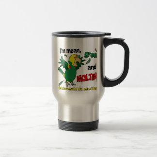 DYH Amazon Molting Travel Mug