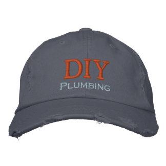 DYI Plumbing Baseball Cap