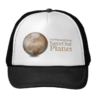 Dying Earth Trucker Hat