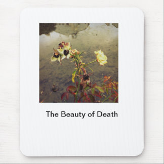 Dying Flowers Mouse Pad