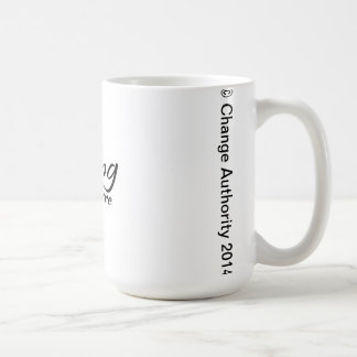 dying for a cure coffee mug