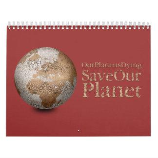 Dying Planet Calendar