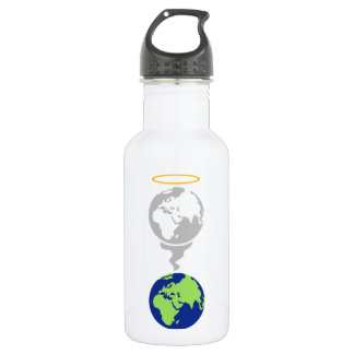Dying Planet Stainless Steel Water Bottle